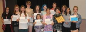 Young Authors 2018